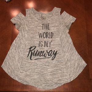 The World Is My Runway Shirt